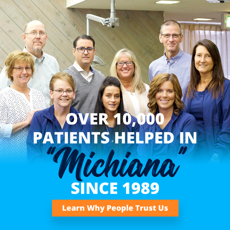Over 10,000 Patients Helped In Michiana Since 1989