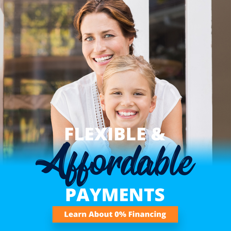 flexible and affordable payments